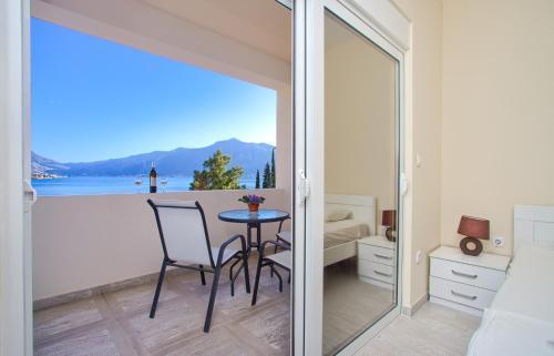 Balkón nebo terasa v ubytování Sea Star Luxury Apartment