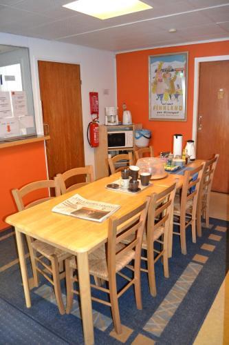 Ресторан / где поесть в Hostel Matkakoti Patria