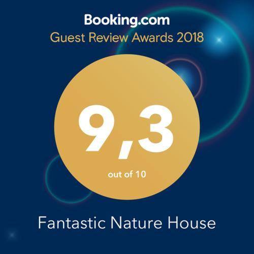 Fantastic Nature House