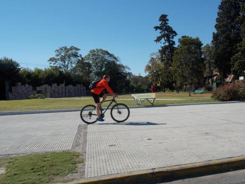 Ciclismo en Bosques & Lagos Palermo o alrededores