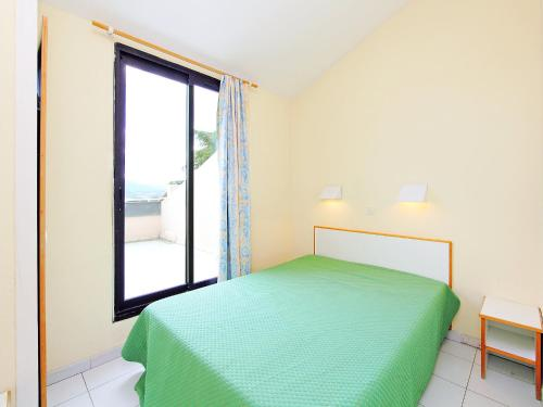 A bed or beds in a room at Apartment Villa Francia.4