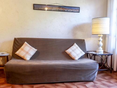 A seating area at Apartment L'Espadon