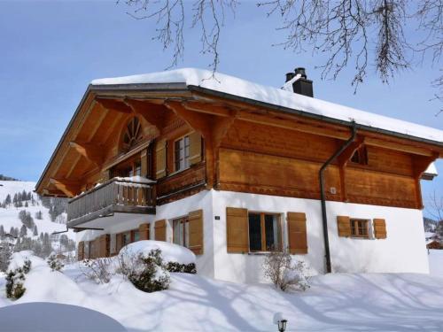 Apartment Grüenbüelti im Winter