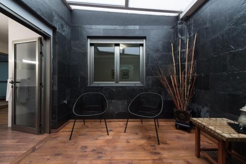 Maiao Suite tesisinde bir banyo