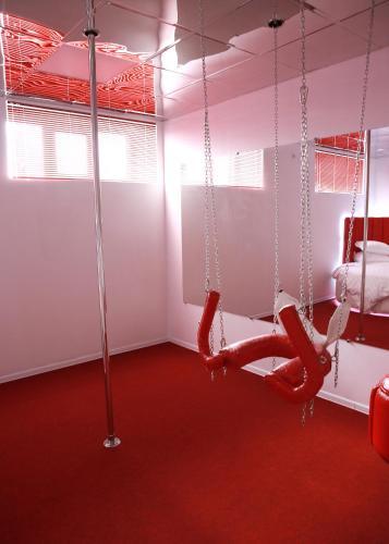 Фитнес-центр и/или тренажеры в Бутик-отель Истории