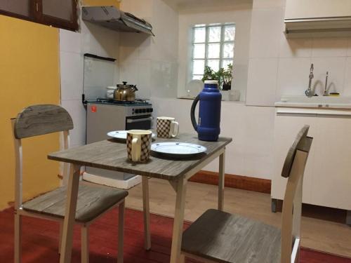 Una cocina o zona de cocina en Rolando III