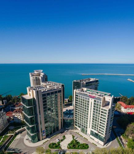 Mercure Sochi Centre Hotel Sotsi Paivitetyt Vuoden 2020 Hinnat