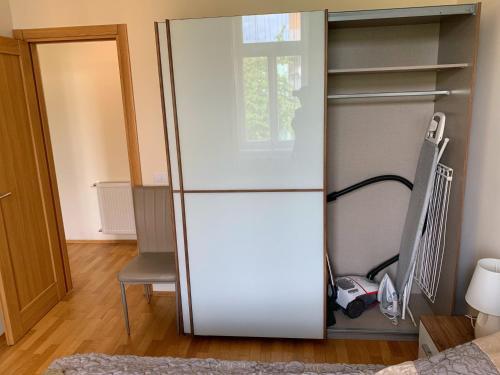 Kuchyňa alebo kuchynka v ubytovaní Cozy Apartment IP Pavlova