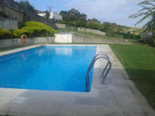 The swimming pool at or near Villa Dalia