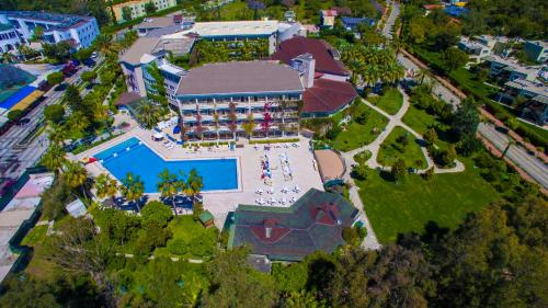 Venus Hotel Tyrkiet Side Booking Com