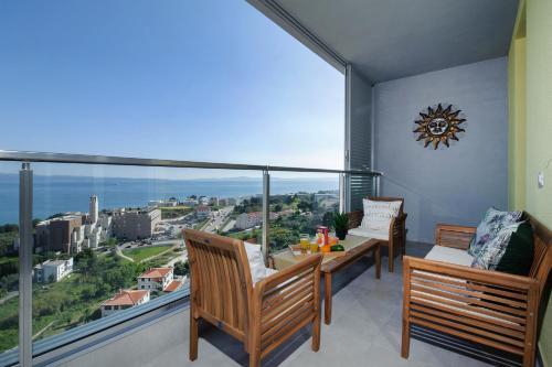 Sea view Tiho Apartment