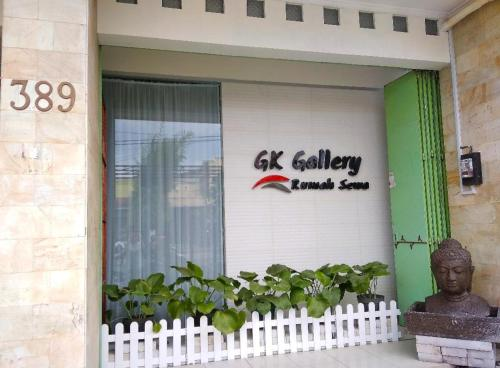 Privatzimmer Gk Gallery Rumah Sewa Indonesien Purwokerto
