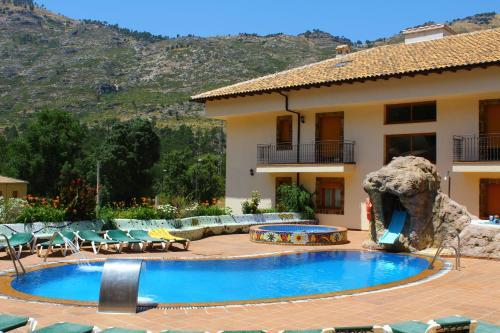 Hotel Balneario Parque de Cazorla