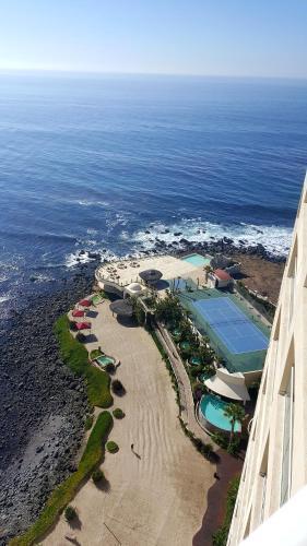 Pohľad z vtáčej perspektívy na ubytovanie EZ-Check-In Resort