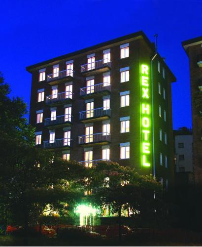 Hotel Rex Milano Italy Booking Com