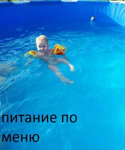 Бассейн в Гостевой дом Томило на Приморской или поблизости