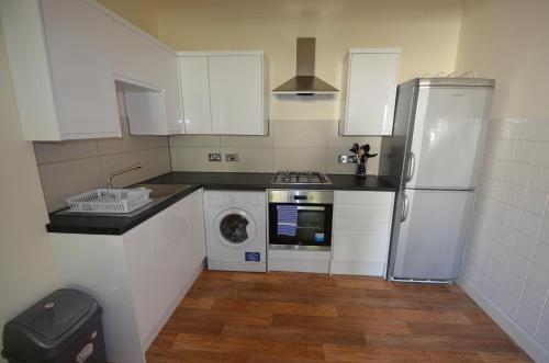 Cucina o angolo cottura di Central Comfort Apartments