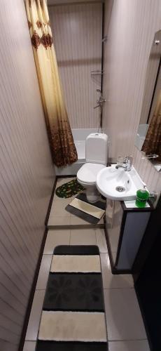 """Ванная комната в Гостиница """"Арарат"""""""