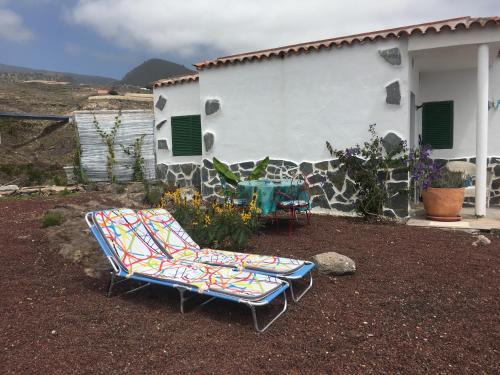 Zona de juegos infantil en Finca Arcoiris