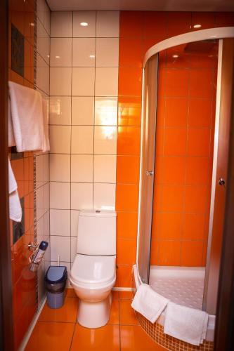 Ванная комната в Ручьи уДачи