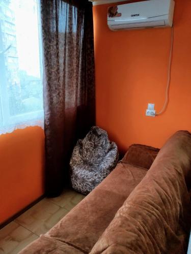 Гостиная зона в Комната в квартире на Павлова