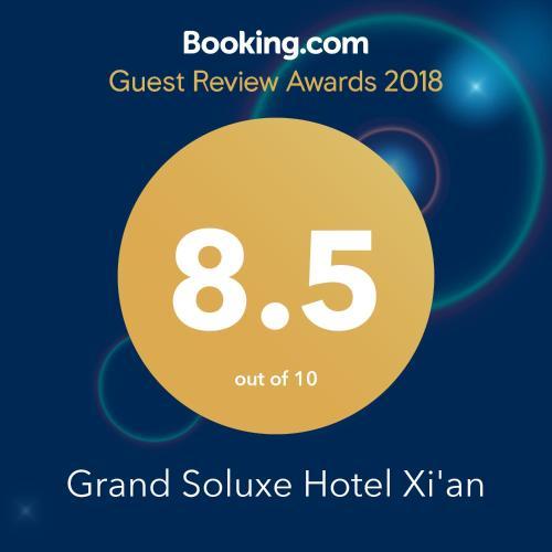Grand Soluxe Hotel Xi An China Booking Com