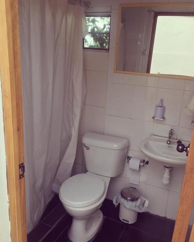 Un baño de Capulí Home