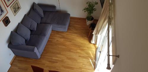 Un lugar para sentarse en Apartment Lela