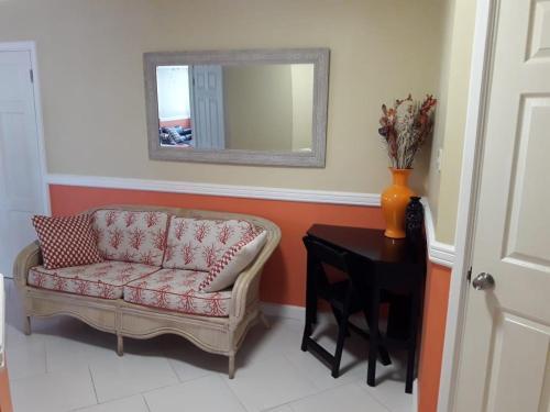 A seating area at Balata Casa Splendour