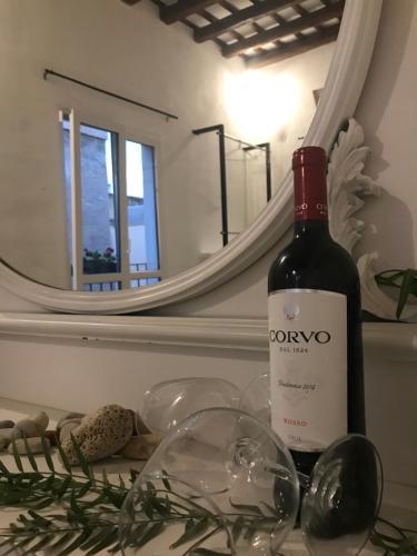 Drinks at Le Case Del Grillo