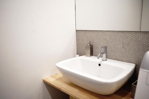 A bathroom at The Gate Casa Familiar