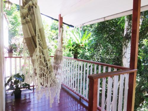 Een balkon of terras bij Apartamentos Summer Staying