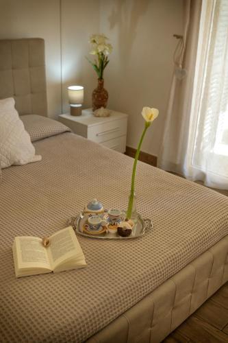 Letto o letti in una camera di B&B L'Arca Di Noè