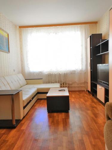 Гостиная зона в Апартаменты на Гагарина