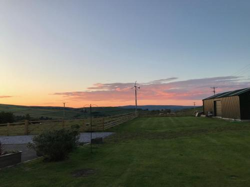 The sunrise or sunset as seen from the holiday home or nearby