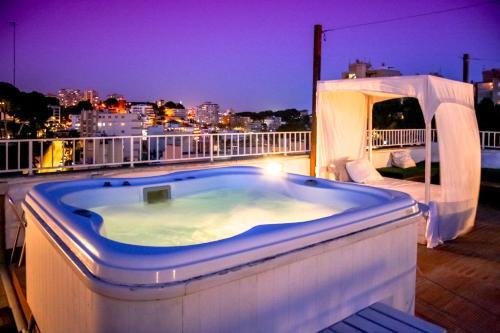 The swimming pool at or near Hotel Lis Mallorca