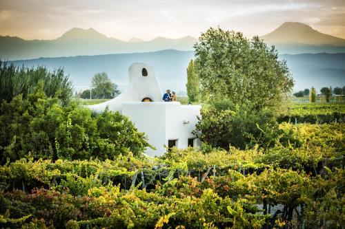 Cavas Wine Lodge-Relais & Chateaux, Agrelo, Argentina