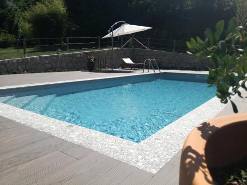 Casas de férias com piscina no Gerês