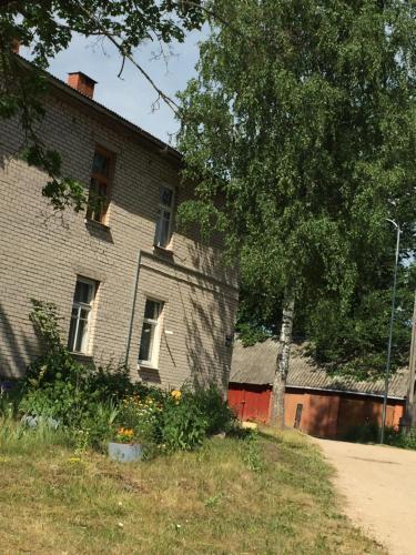 Ēka, kurā atrodas dzīvoklis