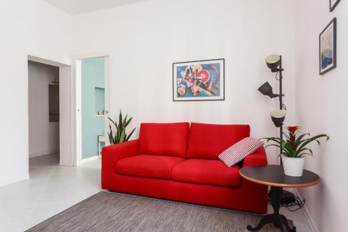 A seating area at FairApart - 2 bedrooms apartment