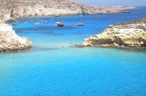 Apartment Isola Bella Lampedusa Italy Booking Com
