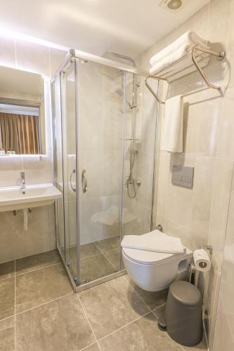 Ванная комната в Comfort Suites
