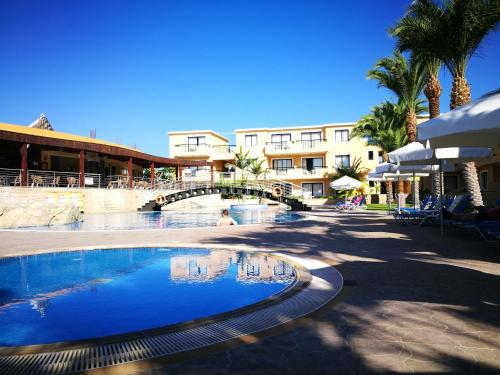 The swimming pool at or close to Pagona Holiday Apartments