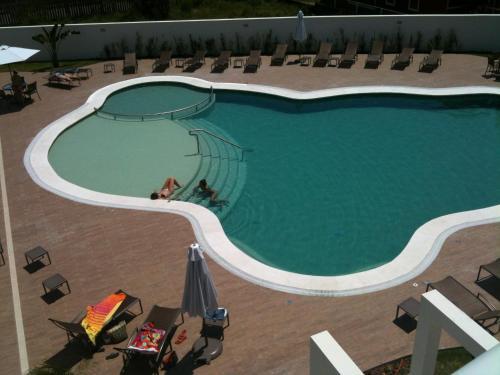 Vista de la piscina de Brisas De Jurere o alrededores