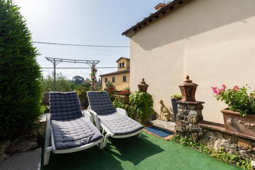 Piscina di Villa Lysis o nelle vicinanze