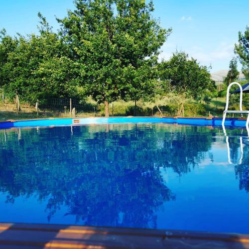 The swimming pool at or near Casa Das Marias