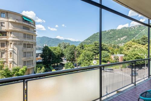 A balcony or terrace at Como Bellevue