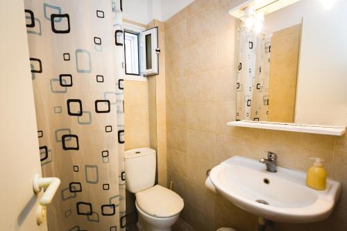 Ванная комната в Atlantis Studios