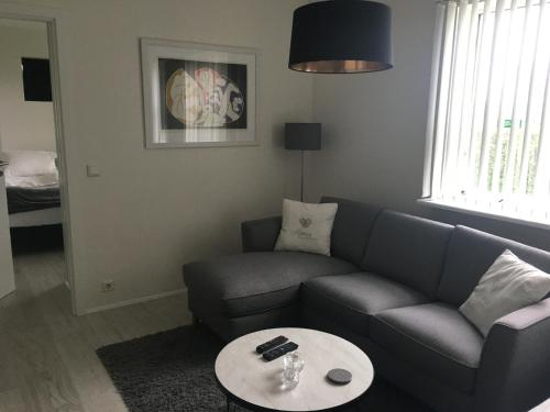 Seating area sa Smárinn Apartment