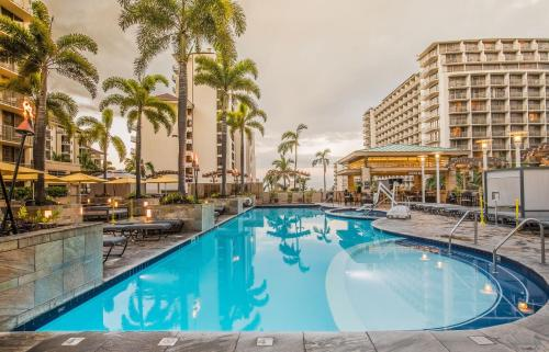 Emby Suites Waikiki Beach